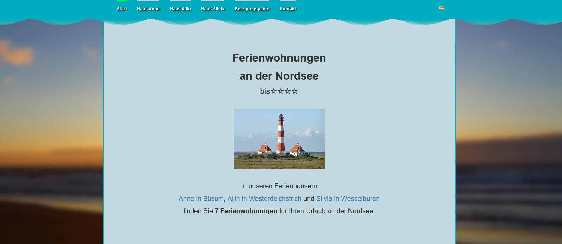 Buesum-Urlaub.de
