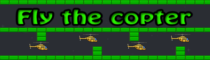 Fly The Copter